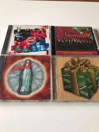 Cd's Originales música navidad