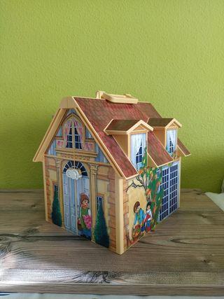 Casa Maletín Playmobil 2° Mano