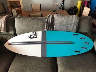 Tabla surf fullcass dominator