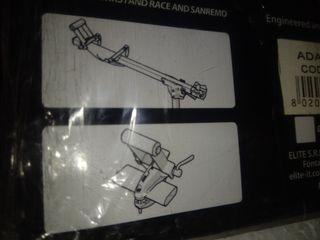 adaptador para portabicicletas con eje de 20