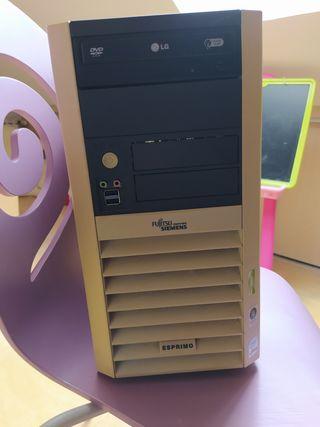 CPU Torre PC FUJITSU SIEMENS COMPUTERS
