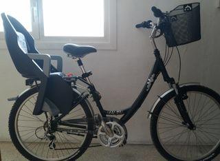 Bicicleta Conor Malibú mujer