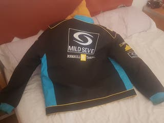 chaqueta rally renault xl