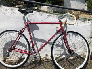 bici fixie carretera paseo