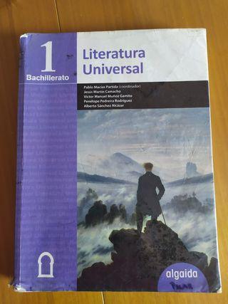 Literatura Universal 1°Bachillerato