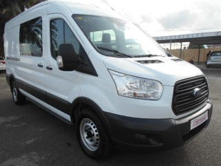 Ford Transit 2015 MIXTO 7 PLAZAS