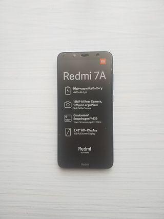 Xiaomi Redmi 7A Smartphone Azul a estrenar