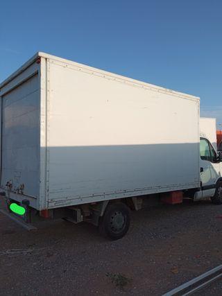 Opel Movano con tarjeta de transporte-jubilación2001