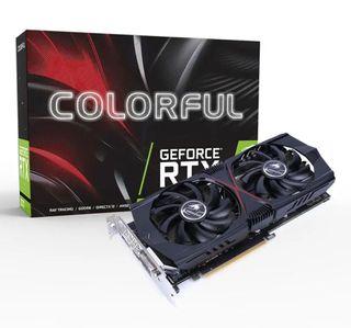 Tarjeta gráfica Colorful RTX 2060 6G GDDR6