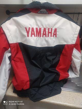 chaqueta moto yamaha M