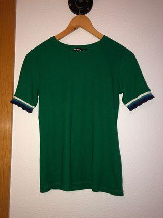 Camiseta de franela