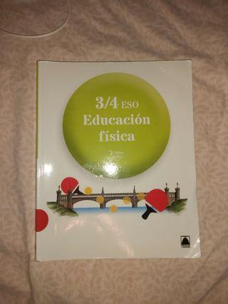 LIBRO EDUCACION FISICA 3/4°ESO