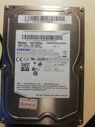DISCO DURO INTERNO PARA PC SAMSUNG 1TB