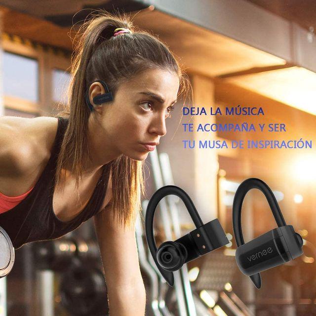 Auriculares inalambricosVernee Deportivos Bluetoo