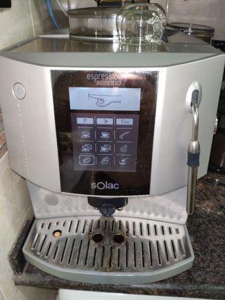 Cafetera SuperAutomatica Solac Espression Supremma