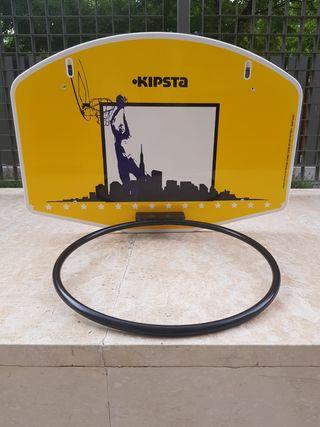 Tabla canasta baloncesto
