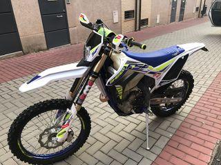 Moto de enduro Sherco 300 SE FACTORY 2019