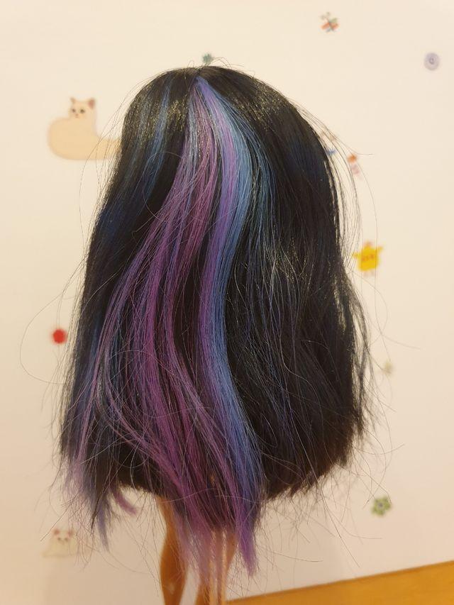 Barbie Pocahontas Splash and color Hair 1995