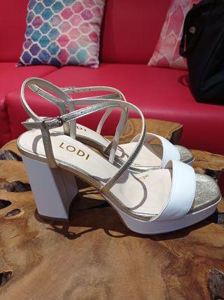 Zapatos novia Lodi talla 38
