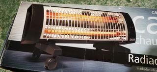 radiador de infrarojos