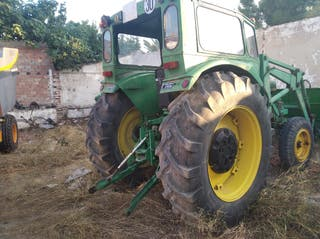 tractor con pala