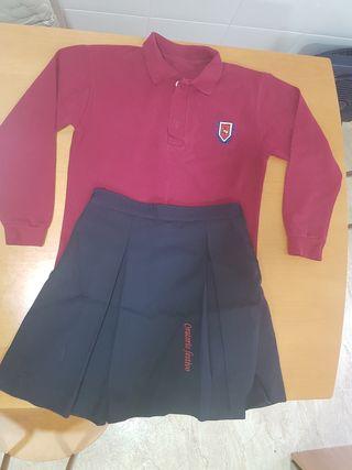 uniforme invierno oratorio festivo