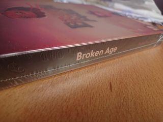 Broken Age. Nuevo. PAL España