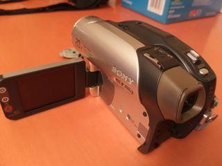 Vídeo cámara Sony Mini Cd