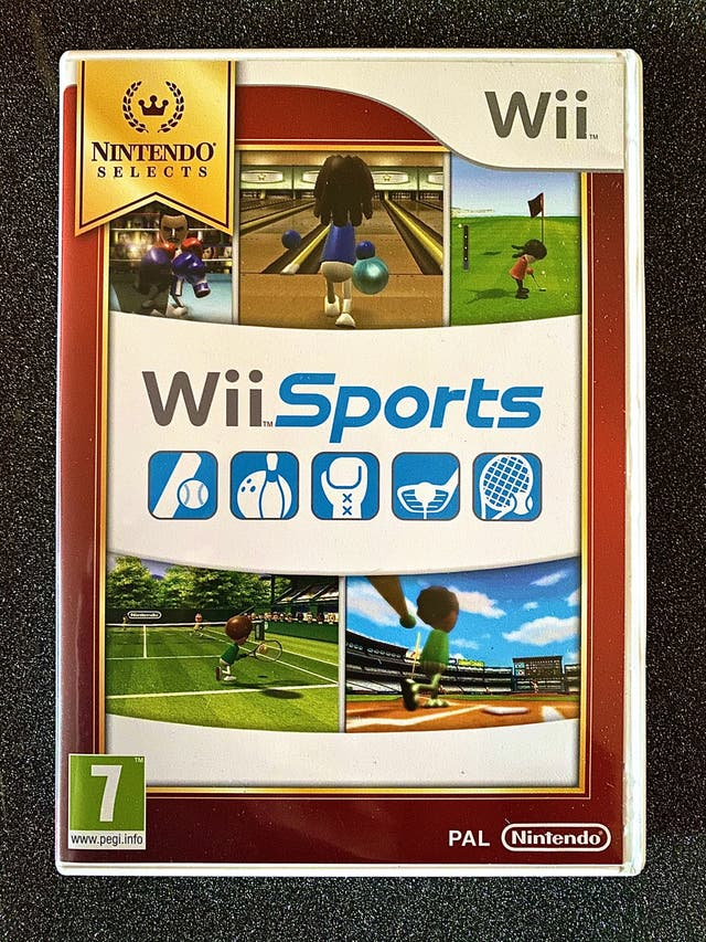 Wii Sports Wii Nintendo
