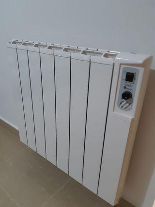 Radiadores eléctricos bajo consumo, 2