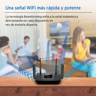 Router Wi-Fi Linkys MR9000 tribanda