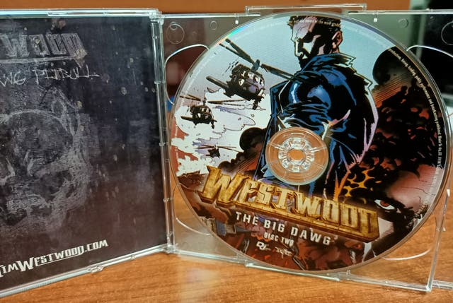 WESTWOOD - The Big dawg. 2Cd
