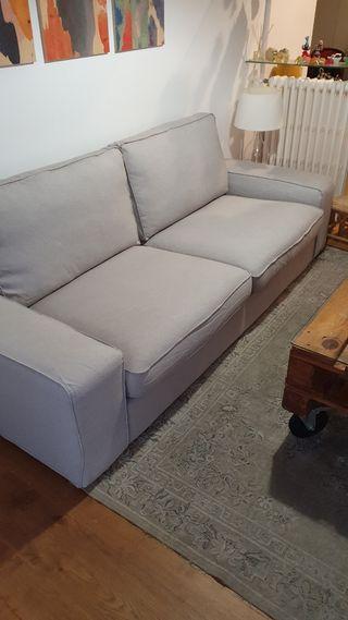 Sofá 3 plazas Kivik IKEA
