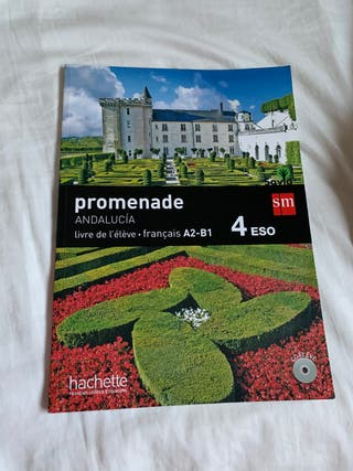Libro de Francés 4Eso Andalucía Promenade