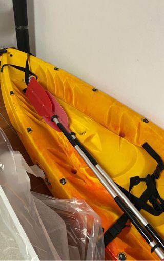 Se vende Kayak Ocean duo.