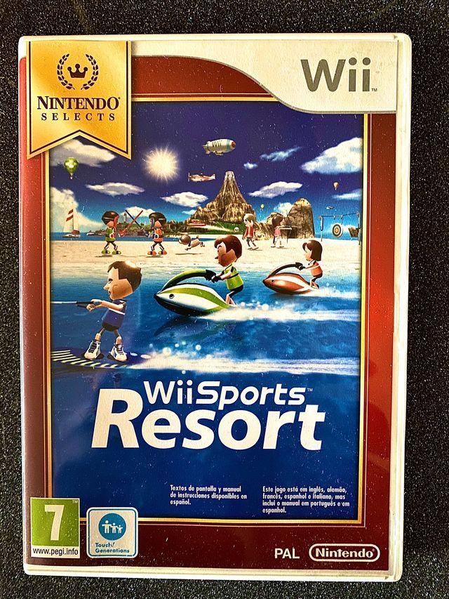 Wii Sports Resort Nintendo Wii
