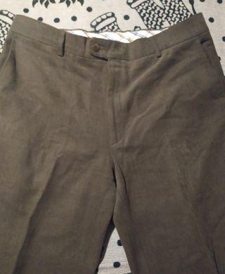 Pantalón hombre marrón Lotrec