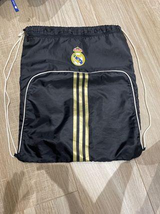 Bolsa mochila real Madrid