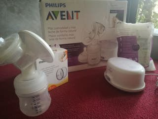 Sacaleches electrico PHILIPS AVENT