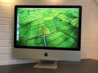 "Apple iMac 24"" + Photoshop"