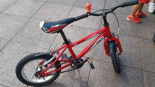 Bicicleta niño de 14''