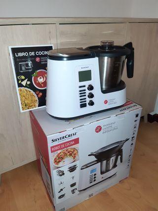 Robot de cocina - Monsieur cuisine