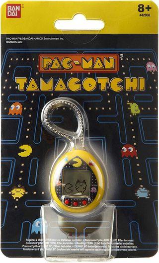 Tamagotchi versión Pacman
