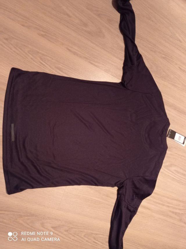 adidas camiseta larga de deporte
