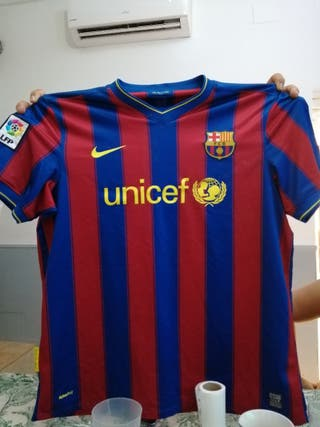camiseta retro FC Barcelona