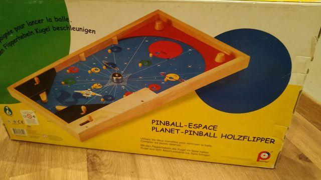 PinBall de Canicas