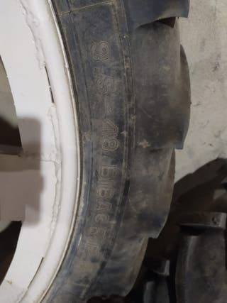 Ruedas para tractor