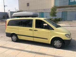 Mercedes-Benz Vito 2005 CAMPERIZADA