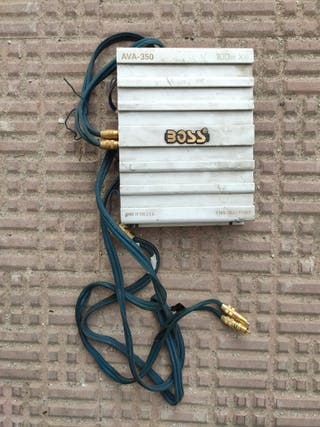 amplificador de potencia boss ava 350