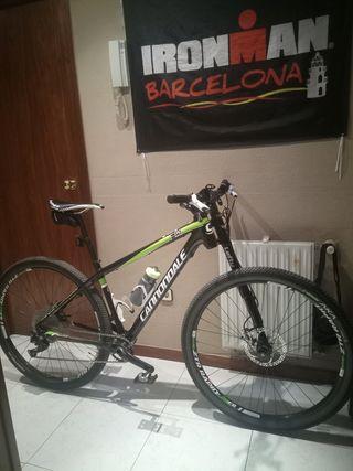 """bicicleta Cannondale 29"""",rodillo,rueda ciclismo"""
